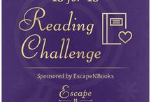 18 for '18 Reading Challenge