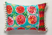Surface Design- Pillows