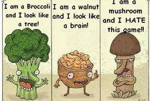 Jokes / Little food jokes to laugh