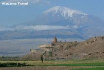 Asia Centrale: Armenia Georgia e Uzbekistan