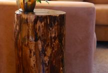 Wood / Ideas and inspiration to make furniture and home decor from reclaimed or scrap wood. / by Leslie Farmer