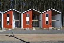 Habitações Sociais / Conjuntos habitacionais com arquitetura de qualidade