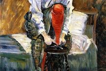 Painting. Paul Signac