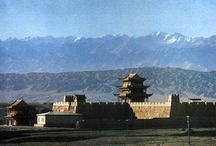 Chinese Walled Cities