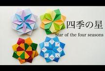 Vídeos de origami