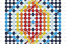 Alpha patterns