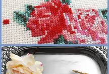 Cross stitch mania