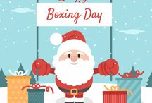 Merry Christmas & Happy Boxing Day