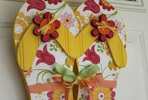 Summer Decor / by Kathy Cooper