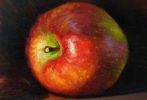 Art pomegranates