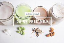 dairy - free milk