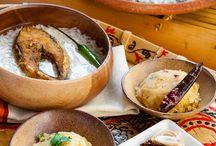 My Bengali kitchen