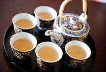 El maravilloso mundo del té