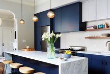 Inspired Kitchen Interiors