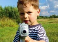 Boys and Gunplay/Violence