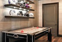 Boy 's Game room