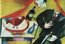 Marc Chagall (1887 - 1985) / Art from France.