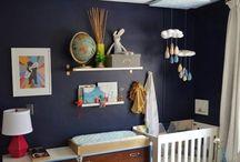 Compartir dormitorios con un bebé