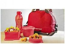 TUPPERWARE LUNCH BOX / Sasta Offer - buy designer saree,Suits free shipping NEVER BEFORE OFFER visit today http://goo.gl/e8WRV6 or call/whatsapp 8750505950 hurry limited stock #istyle99 #fashion #saree #offer #india #online #shopping Show less