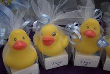 Baby shower pato