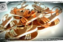 Anastasiadis shoes & accessories / Handmade leather sandals