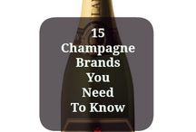 Champagne brands
