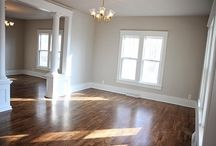 Agreeable Gray / Rooms painted in Agreeable Gray by Sherwin Williams