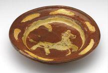 15th century earthenware