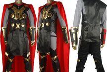 Thor: the Dark World costumes / Thor: the Dark World Thor Loki cosplay costume
