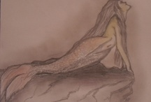 My drawings / Elisabetta Portaluppi (BettyRedRoseCrow)