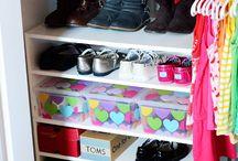 Organization - Kids' Rooms
