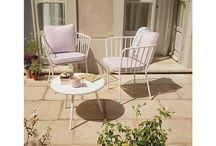 Outdoor / Lots of ideas and inspiration for your garden or outdoor space!