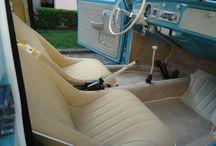 Aircooled interior