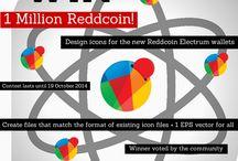 Reddcoin flyers