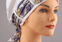 Головные уборы, шарф