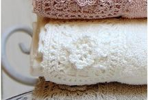 δαντέλες για πετσέτες