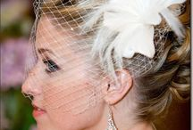 Birdcage Veils / Make your veil the envy of your wedding