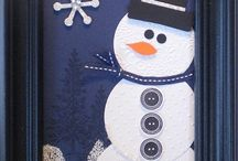 Stamping-Winter or Christmas