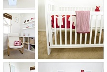 Nursery ideas / by Stephanie Bevan