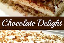 Recipes-cakes & pies
