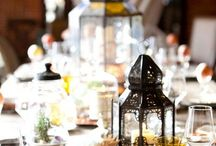 1001 Nights / Middle Eastern themed dinner party, Persian and Morrocan Mezze with friends