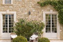 facciata casa in pietra