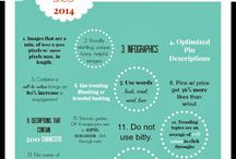 Pintrest Hack, Stats & Ideas / by Melodie Kappler