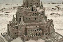 castele nisip