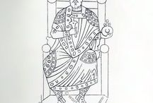 középkori viseletek