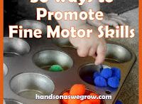 fine motor activities / by Debbie Van Der kraak