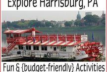 Harrisburg Vacation