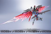 Metal build Destiny Gundam