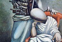 Painting. Giorgio de Chirico