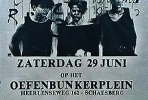 BUNKERPOP / Posters van verleden en heden..